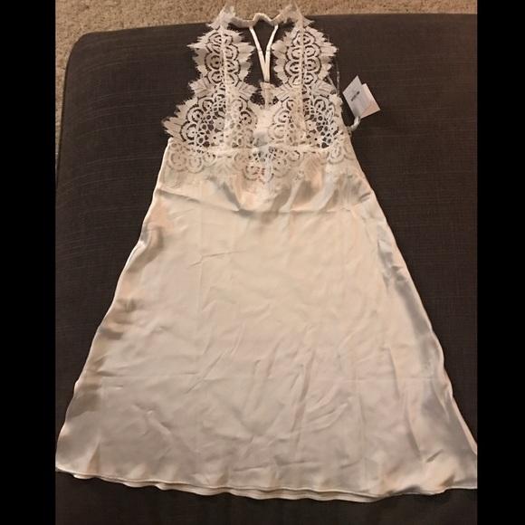 Victoria\'s Secret Other | Victoria Secret Bridal White Satin Slip ...